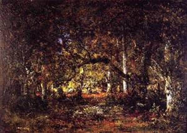 Forest Interior 1857